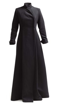 Abaya Fashion, Muslim Fashion, Fashion Dresses, Fit And Flare Coat, Mode Hijab, Lolita Dress, Modest Outfits, Clothes For Women, Casual