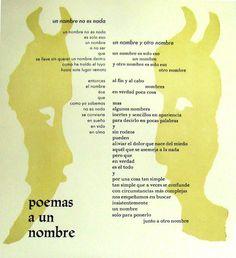 Poemas a un nombre. Literatura contemporánea de Candela Vizcaíno