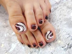 Women Girls Pedicure Nail Art Designs for Fall Women Girls Pedicure Nail Art Designs 2013 Fashion Updates Style, New Trends, Beauty Style, Life Style Pedicure Nail Art, Fall Pedicure, Black Pedicure, Wedding Pedicure, Nail Nail, Toenail Art Designs, Pedicure Designs, Pedicure Ideas, Toe Nail Designs For Fall