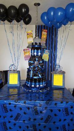 12 best police academy graduation gifts images grad parties rh pinterest com