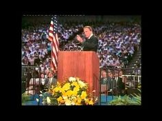"In this classic sermon from the Washington Convention Center, Billy Graham examines the great worth God places on human souls. Jesus said that your soul is worth more than the rest of the world put together. He asked, ""What will it profit a man if he gains the whole world, and loses his own soul?"" (Mark 8:36)"