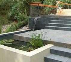 a landscape architect's design