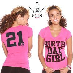 Birthday Girl  Special Party Starter for 21st by BirthdayGirlWorld
