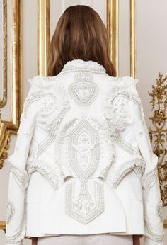 Givenchy Haute Couture Fall 2010_