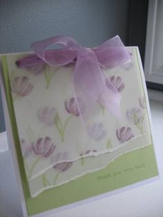 Watercolor Square by sarah_m - Cards and Paper Crafts at Splitcoaststampers