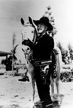 William Boyd - Hopalong Cassidy - Movie Star Portrait Poster