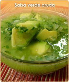 Recetas de salsas mexicanas pdf