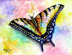 Butterfly for Mom