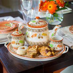 temp-tations® Old World 4-pc. Tea Set :: temp-tations® by Tara