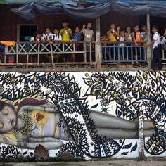 Julien Malland aka Seth – Globepainter – La Street Art racconta le diversità sociali
