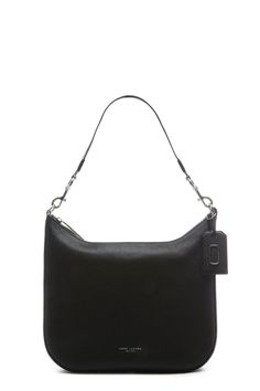 The Marc Jacobs Gotham Leather Hobo Bag is crafted from luxe tumbled leather…