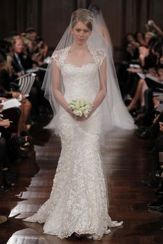Romona Keveza Couture Collection Fall 2012...like a lot of the dresses in this line