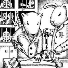 Humanos de laboratorio