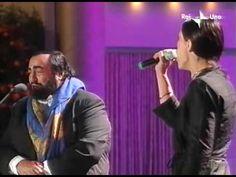 Luciano Pavarotti & Elisa - Voglio Vivere Così