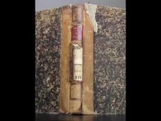 Book Conservation Bookbinding, Conservation, Tutorials, Videos, Books, Paper Envelopes, Libros, Book, Conservation Movement