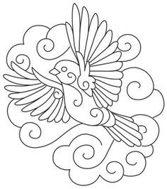 50 Ideas For Bird Embroidery Designs Unique Transfer Paper Crewel Embroidery Kits, Paper Embroidery, Hand Embroidery Patterns, Machine Embroidery, Embroidery Supplies, Urban Threads, Quilling Patterns, Transfer Paper, Mandala Art