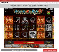 Casino mit Novoline Spielen gesucht? Dann schaut mal auf die Seite mit den aktuellen Tests der Novoline Casinos in Deutschland. Hier spielt ihr auf alle Fälle sicher in Deuschland. Und das sit ja wichtig - ihr wollt ja auch eure Novoline Gewinne ausbezahlt bekommen :-)  Also Novoline online Casino finden und spielen bei www.novocasinos.de