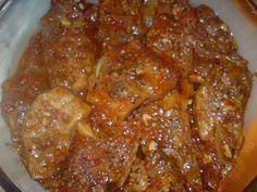 Csábító karaj a sütőből! Szaftos és ínycsiklandó, nem a hagyományos recept, ez maga a csoda! Pork Recipes, Cooking Recipes, Hungarian Recipes, Pork Dishes, Pork Ribs, Food 52, Kids Meals, Meal Prep, Bacon