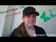 Harry Potter TAG // Karina's verden