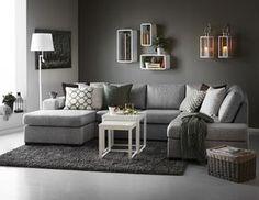 Mesas, lamparas y adornos pared