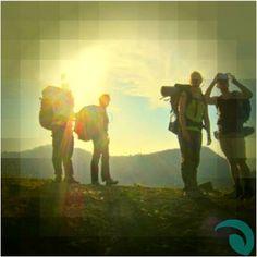 """""""The beauty of hiking is _________. """"La belleza de senderismo es _______.""""  Finish this caption to have your quote featured on this photo next week! Terminar este capítulo para tener su cita aparece en esta foto la semana que viene!"""