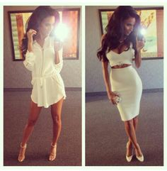 Cool outfits - Lily Ghalichi