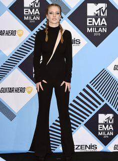 Jess Glynne EMAs 2015 Jess Glynne, Women In Music, Lorde, Best Artist, Girl Crushes, My Music, Girl Group, Singers, Musicians