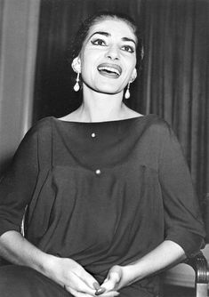 Maria Callas - Edinb