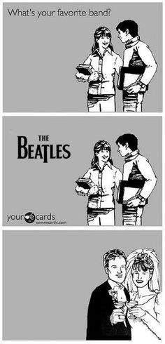 The Beatles - true story