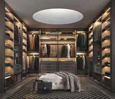 Walk In Closet Design, Bedroom Closet Design, Master Bedroom Closet, Wardrobe Design, Closet Designs, Bedroom Decor, Wardrobe Ideas, Wardrobe Systems, Bedroom Sets