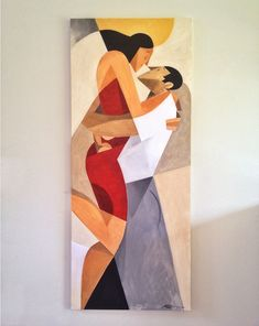 Welcome to my long page. Here you will find (almost) all my work, from small drawings to large canvases. Cubist Paintings, Cubist Art, Abstract Art, Art Deco Posters, Art Drawings, Small Drawings, Art Moderne, Arte Pop, Mural Art