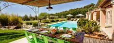 Luxury Villas Provence - Villa Olive | Red Savannah