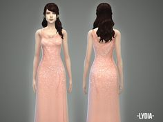 -April-'s Lydia - gown