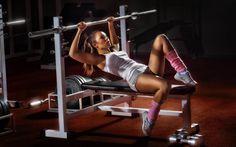 girl at gym