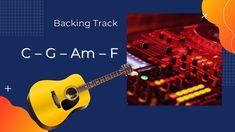 Backing Track C - G - Am - F   Musique Libre de Droits   NCS. Clique sur l'image pour l'écouter. Backing Track disponible sur ma chaîne YouTube.