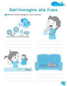 from Il Filo delle idee - Italian Grammar, Italian Language, Italian Lessons, Learning Italian, Kids And Parenting, Back To School, Homeschool, Coding, Author
