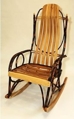 The Most Comfortable Rocking Chair Ever Rustic Chairs Amish