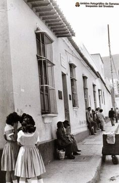 La casa de Don Andrés Bello. Esquina de Jesuitas