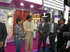 KISNA at India International Jewellery Show 2013, Mumbai