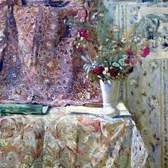It's About Time: Flowers for you from Jean Édouard Vuillard 1868-1940