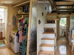 Elegant Pequod fits a family of four in a tiny bohemian caravan!