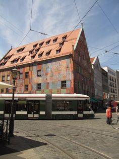 Cidade de Augsburg - Alemanha