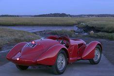 1938 Alfa Romeo 8C 2900B Mille Miglia Spider