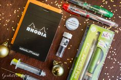 Goulet Pens Blog: Holiday Stocking Stuffers: 10 under $10