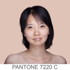 Humanae is a chromatic inventory, a project that reflects on the colors beyond the borders of our codes by referencing the PANTONE® color scheme.