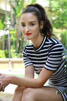 Charlotte Le Bon <3 parisian chic at its finest!