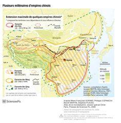 Chine, plusieur millénaires d'empires chinois