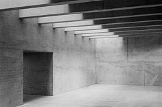 dromik: Modern Museum of Literature, Marbach, 2006David Chipperfield. Light