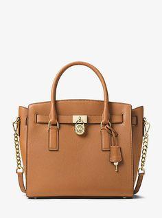 Hamilton Large Leather Satchel