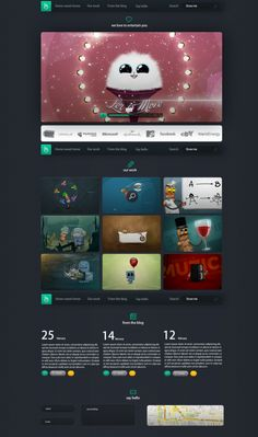 Creative Flame, #Free, #Layout, #Portfolio, #PSD, #Resource, #Template, #Web #Design